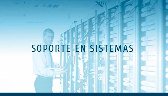 sos consultores soporte en sistemas